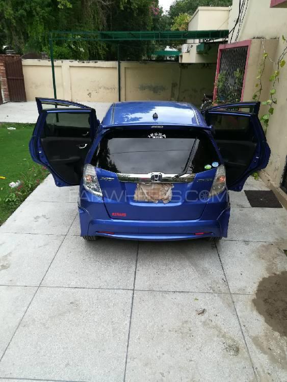 Honda Fit 2012 Image-1
