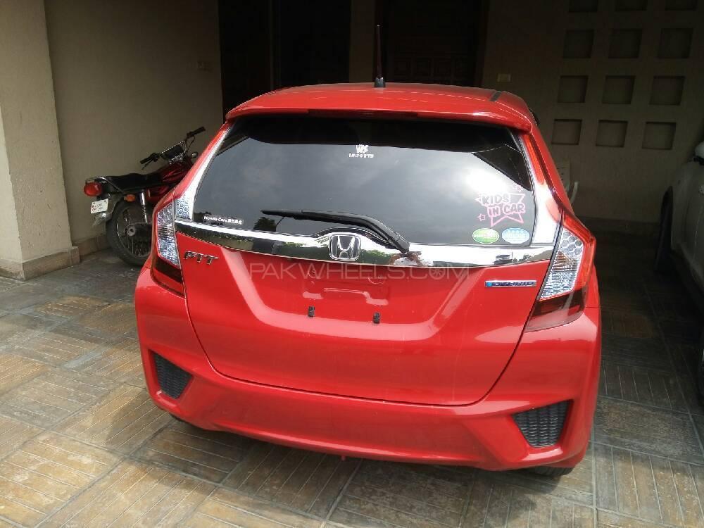 Honda Fit Hybrid 2014 Image-1