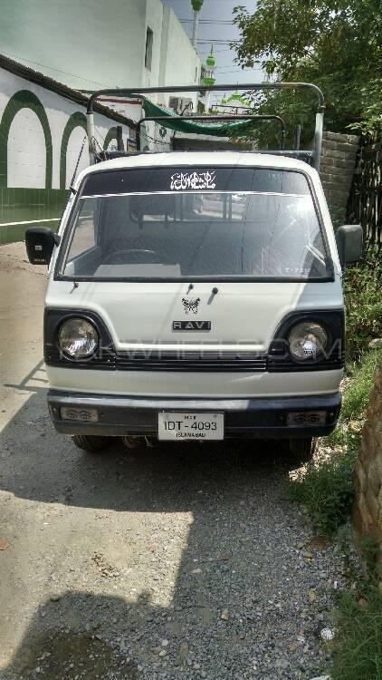 Suzuki Ravi 2000 Image-1