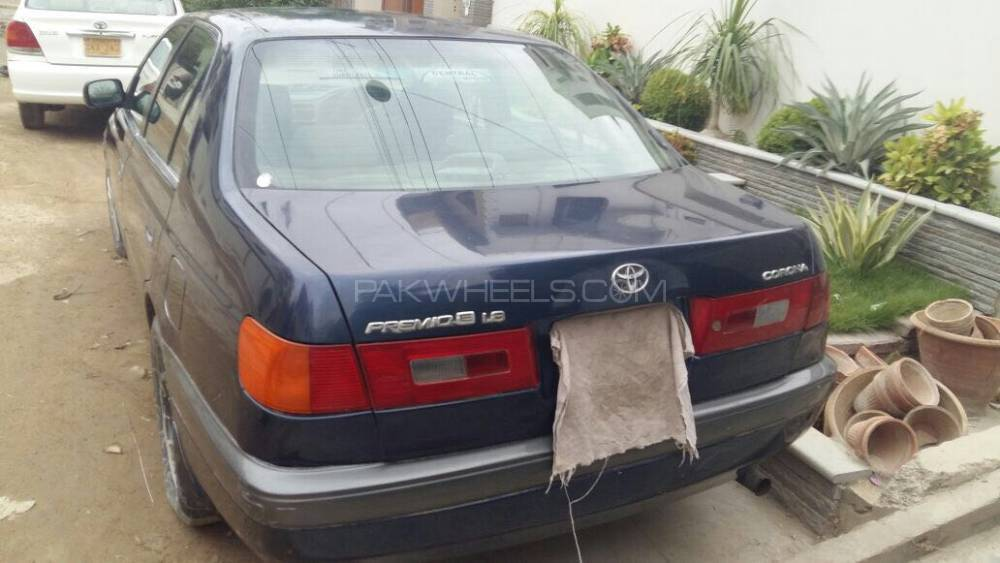 Toyota Premio X L Package Prime Green Selection 1.8 1996 Image-1