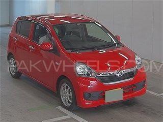 Daihatsu Mira X Limited Smart Drive Package 2014 Image-1