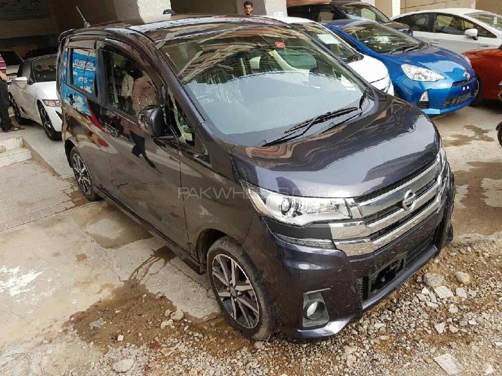 Nissan Dayz Highway Star 2015 Image-1