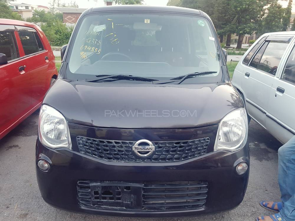 Nissan Moco X Idling Stop Aero Style 2015 Image-1