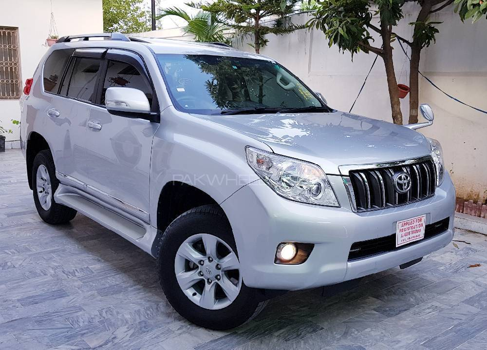 Toyota Prado TX 2.7 2012 for sale in Islamabad | PakWheels