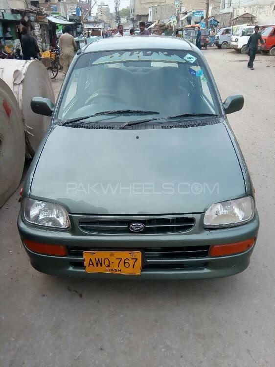 Daihatsu Cuore CL Eco 2012 Image-1