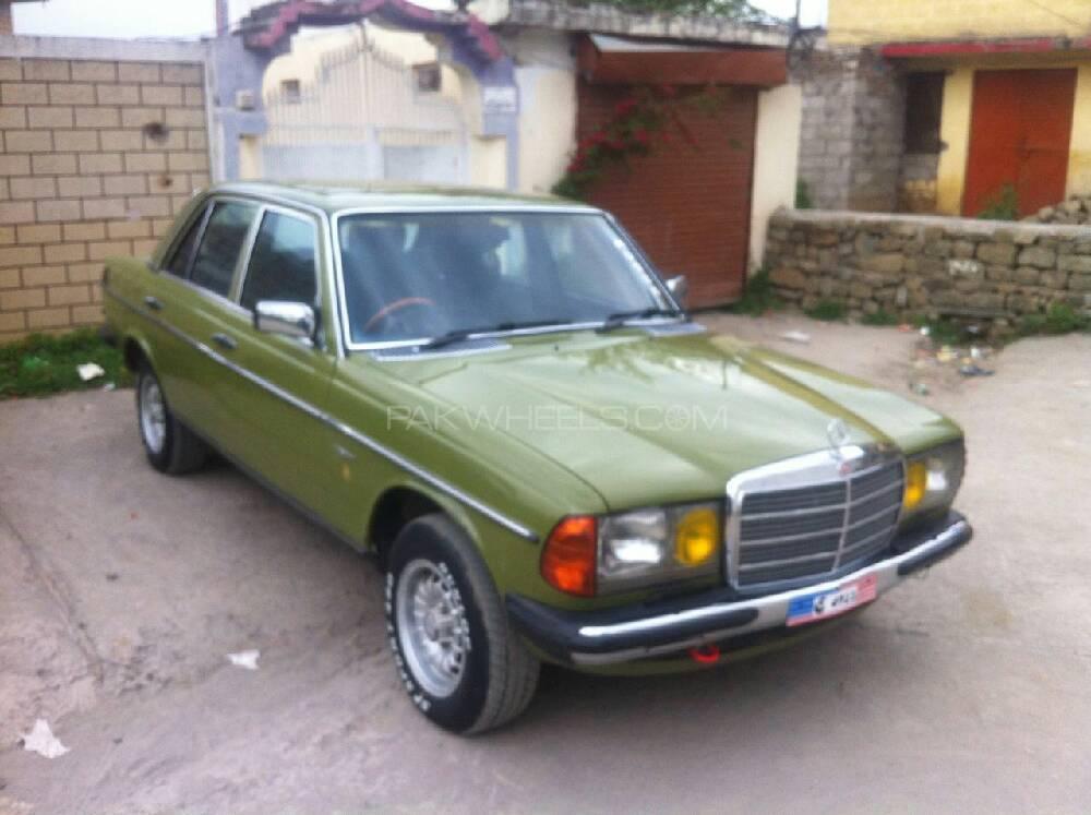 Mercedes Benz A Class 1982 Image-1
