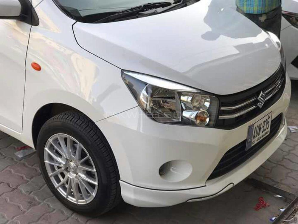 Suzuki Cultus VXLi 2017 Image-1