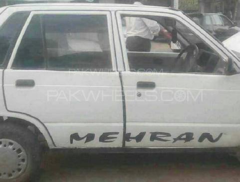 Suzuki Mehran 1998 Image-1