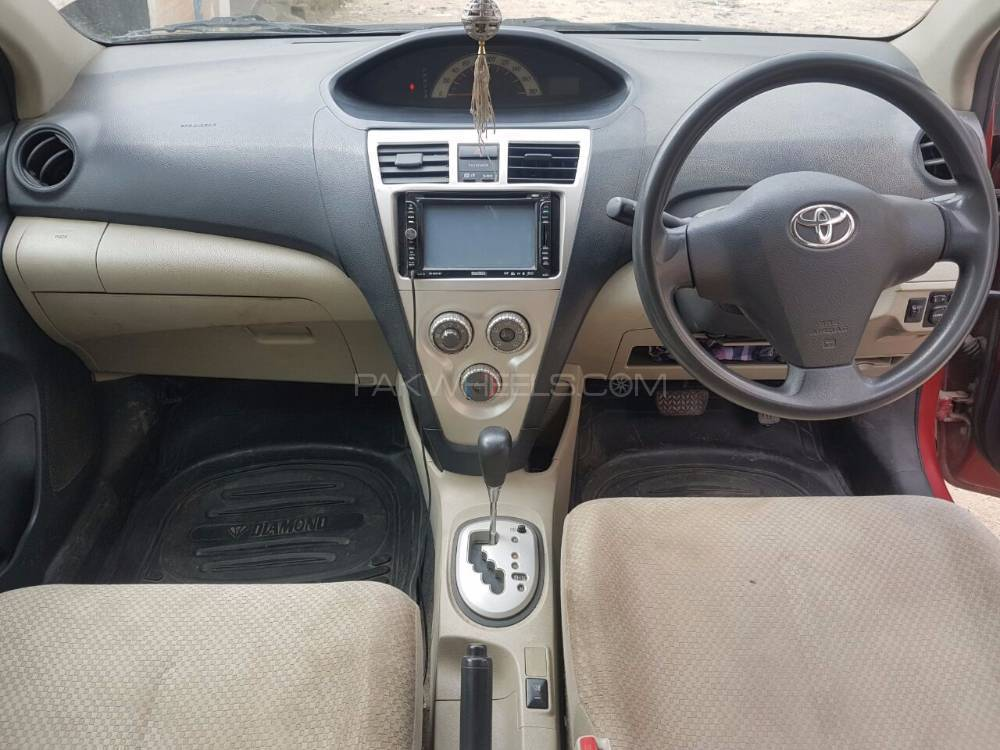 Toyota Belta X Business A Package 1.3 2007 Image-1