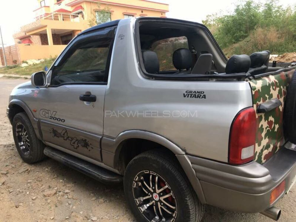 suzuki vitara 2000 for sale in islamabad pakwheels. Black Bedroom Furniture Sets. Home Design Ideas