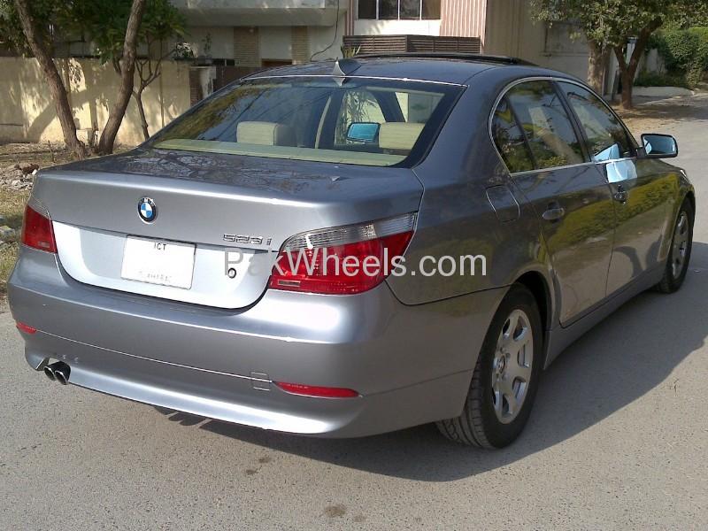 BMW 5 Series 525i 2008 Image-2