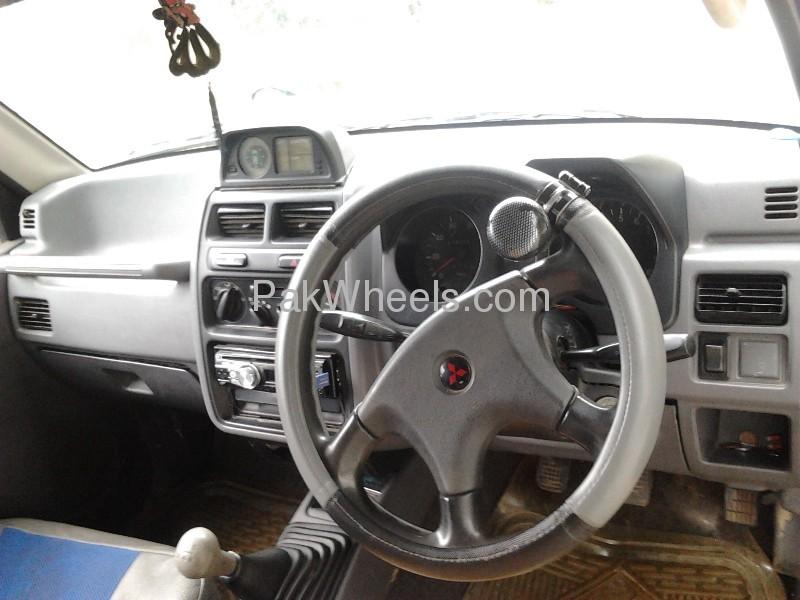 Mitsubishi Pajero Mini 1997 Image-3