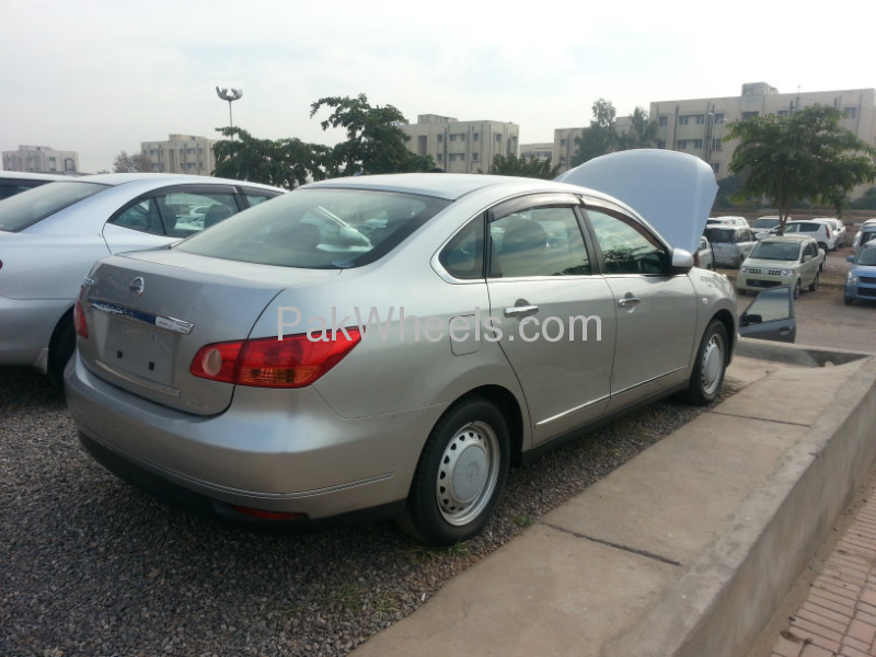 Nissan Bluebird Sylphy 2007 Image-5