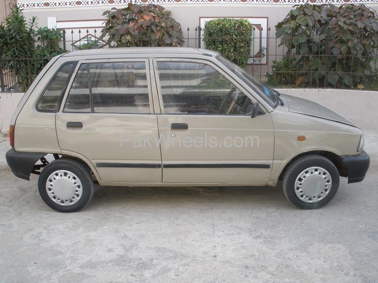 Suzuki Mehran VX (CNG) 1999 Image-2