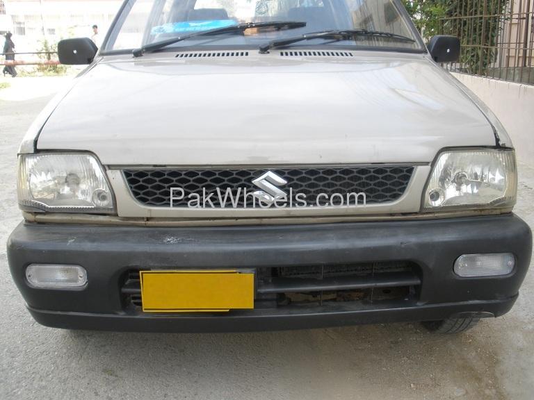 Suzuki Mehran VX (CNG) 1999 Image-8