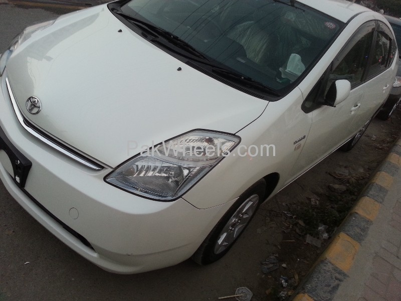 Toyota Prius S 10TH Anniversary Edition 1.5 2007 Image-8