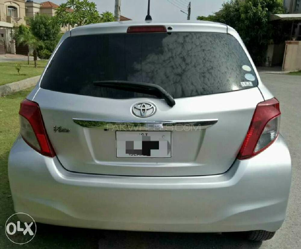 Japanese Import Car Insurance Online Quote >> Toyota Vitz 2011 for sale in Lahore | PakWheels