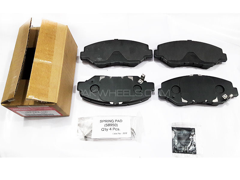 Genuine Front Brake Pads For Civic X 2016-2020  in Lahore