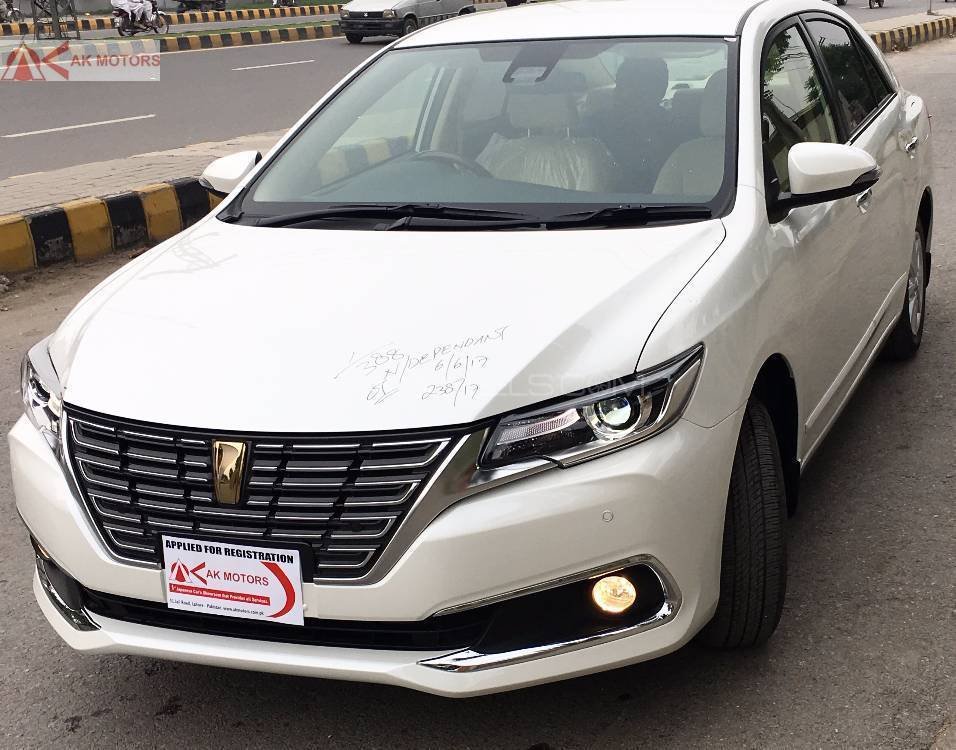 Toyota Premio F Ex Package 1 5 2017 For Sale In Lahore Pakwheels
