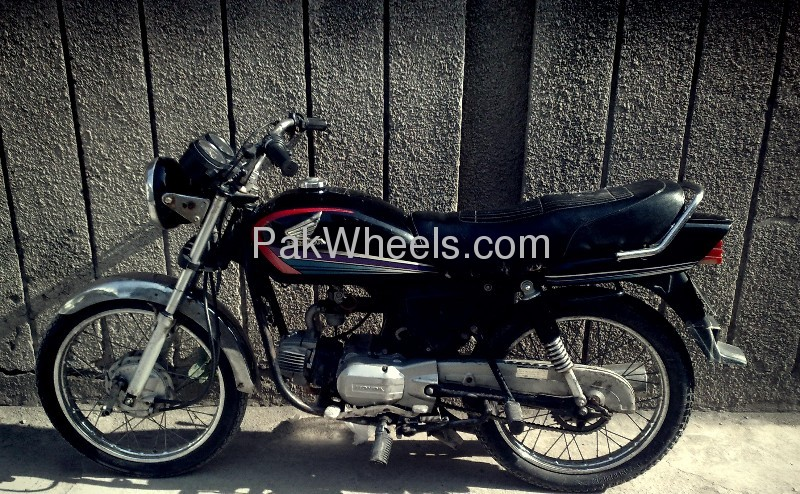 Used Honda CD-100 2005 Bike for sale in Lahore - Used Bike 99817 - 1744856