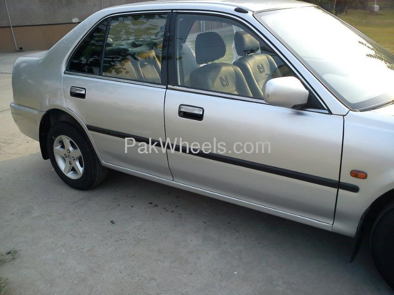 Honda City EXi S 2002 Image-5