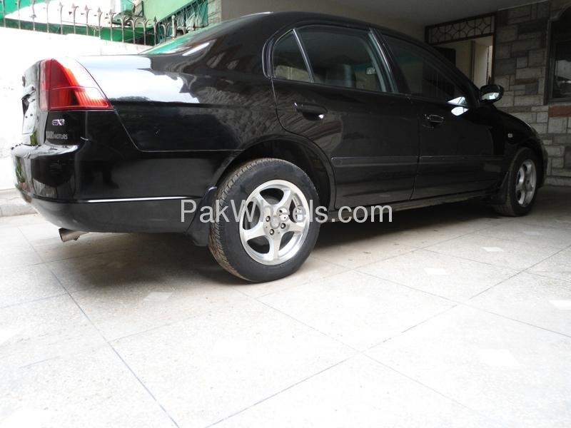 Honda Civic EXi 2002 Image-2