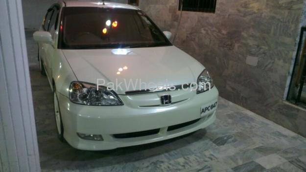 honda civic hybrid 2002 for sale in karachi pakwheels. Black Bedroom Furniture Sets. Home Design Ideas