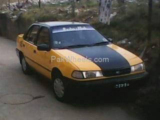 Hyundai Excel 1993 Image-3