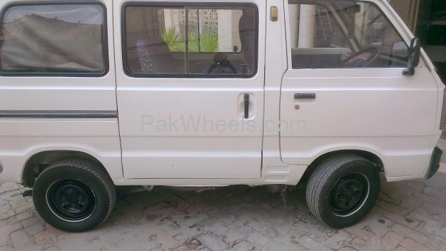 Suzuki Bolan GL 2005 Image-5