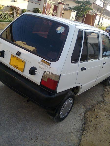Suzuki Mehran VX (CNG) 2001 Image-5