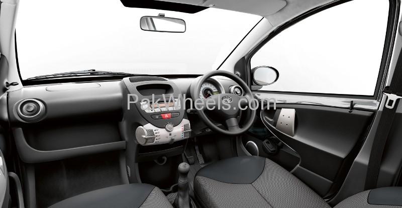 Toyota Aygo 2007 Image-2