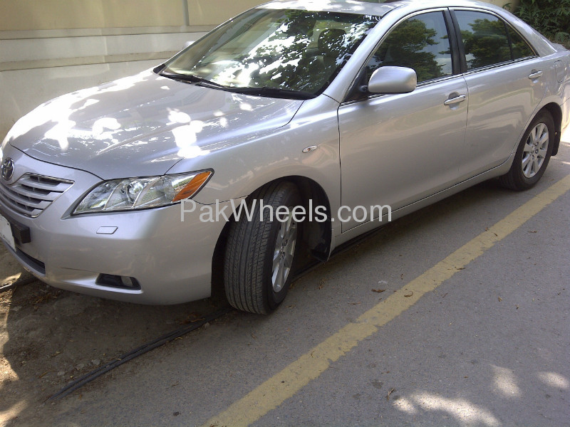 Toyota Camry Up-Spec Automatic 2.4 2008 Image-1