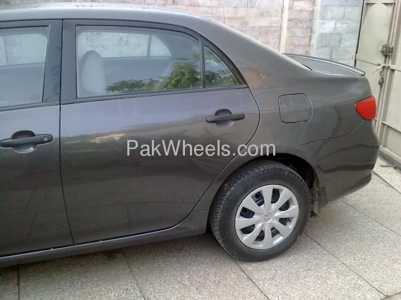 Toyota Corolla GLi 1.3 2010 Image-6