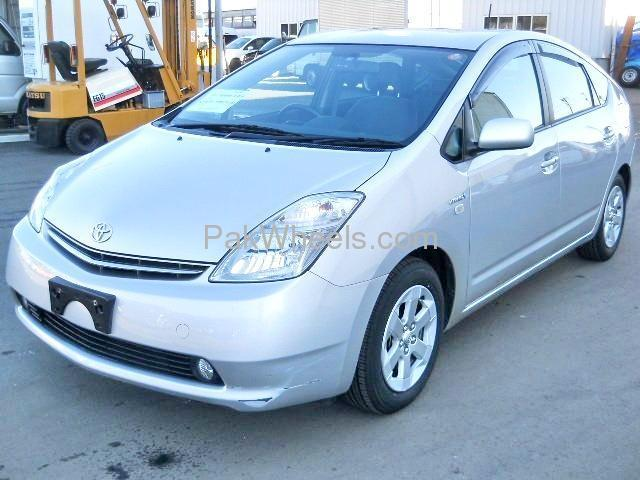 Toyota Prius S 10TH Anniversary Edition 1.5 2007 Image-2