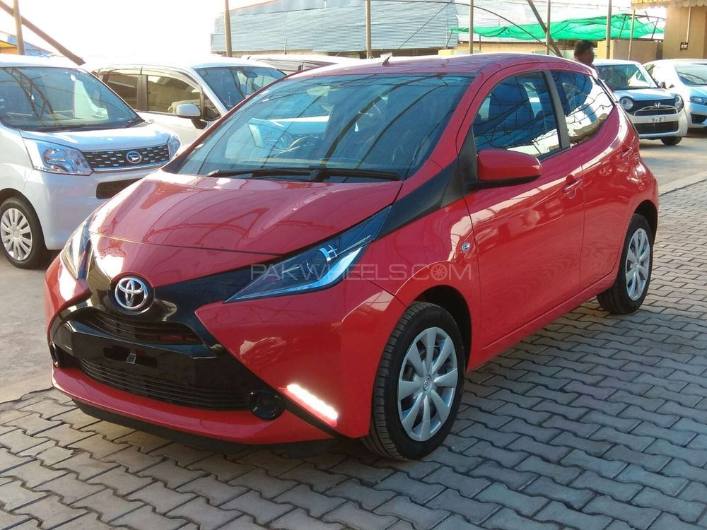 toyota aygo standard 2015 for sale in rawalpindi pakwheels. Black Bedroom Furniture Sets. Home Design Ideas