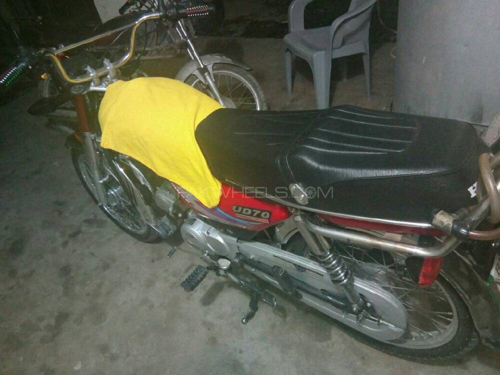 Used Unique UD 70 2014 Bike for sale in Taxila - 191738 ...