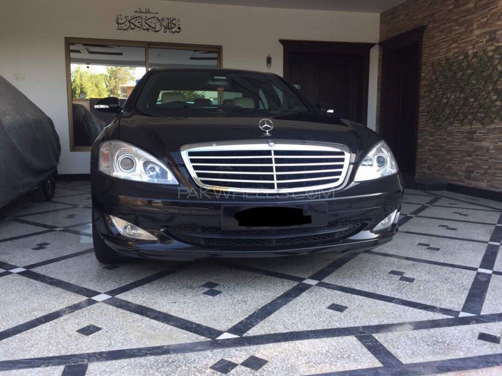 Mercedes benz s class 2007 for sale in islamabad pakwheels for Mercedes benz used rims for sale