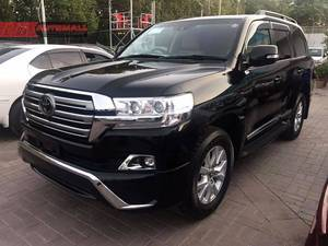 Used Toyota Land Cruiser AX G Selection 2015
