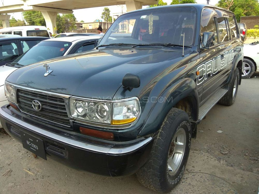 Toyota Land Cruiser GX 4.2D 1991 Image-1