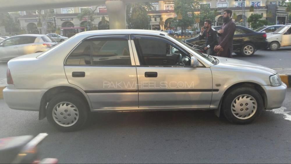 Honda City EXi 2001 for sale in Lahore | PakWheels