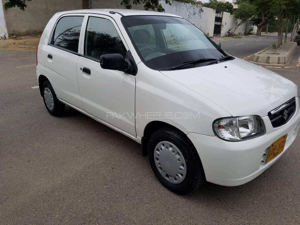 suzuki alto vxr cng 2010 for sale in karachi pakwheels. Black Bedroom Furniture Sets. Home Design Ideas