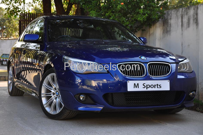 BMW 5 Series 530i 2008 Image-1