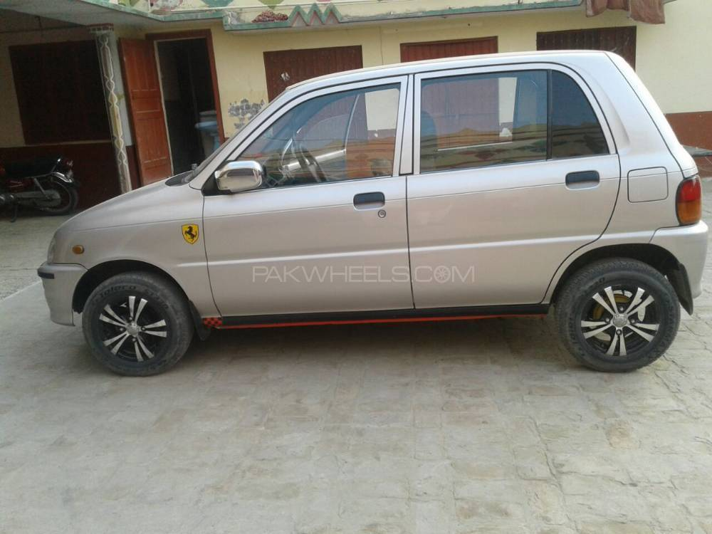 daihatsu cuore cx eco 2007 for sale in chakwal pakwheels. Black Bedroom Furniture Sets. Home Design Ideas