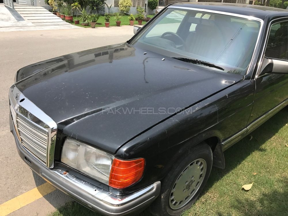 Mercedes benz s class s280 1984 for sale in lahore pakwheels for Mercedes benz s280 for sale