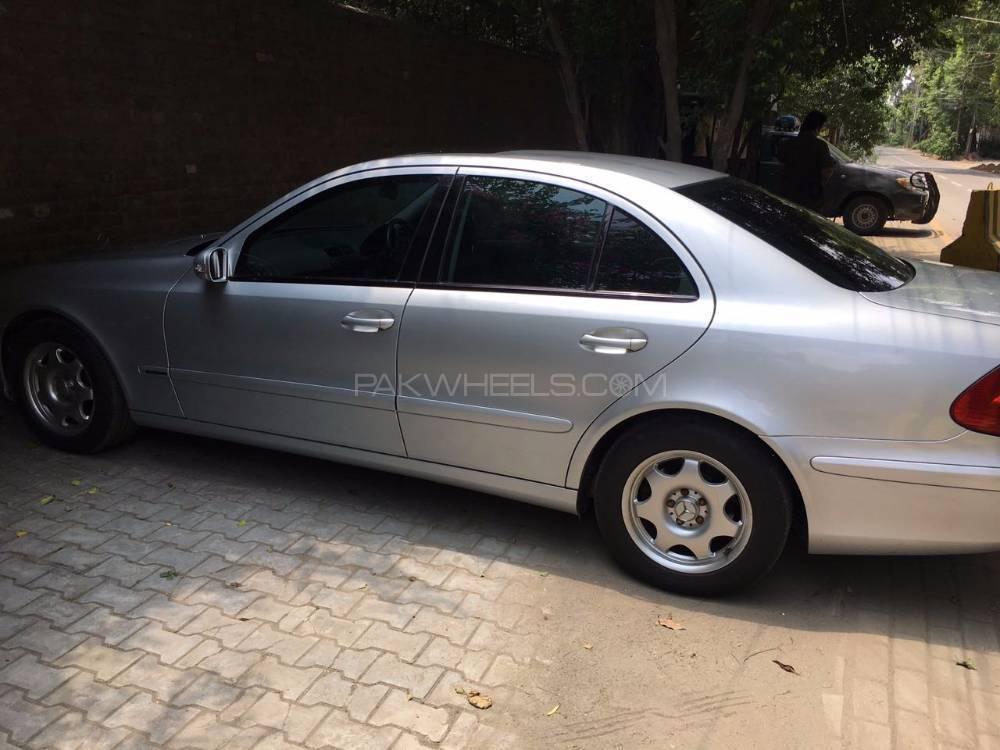 Mercedes benz e class e280 2005 for sale in lahore pakwheels for Mercedes benz e class 2005