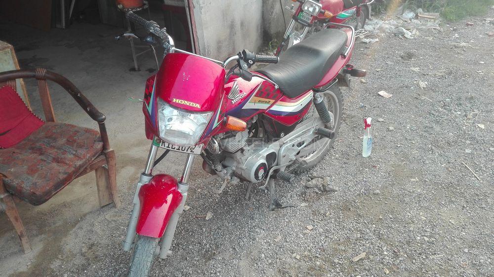 Honda Pridor 2011 Image-1