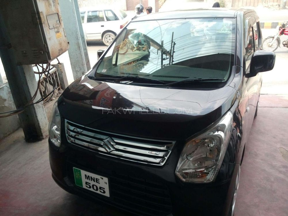 suzuki wagon r fa 2014 for sale in multan pakwheels. Black Bedroom Furniture Sets. Home Design Ideas