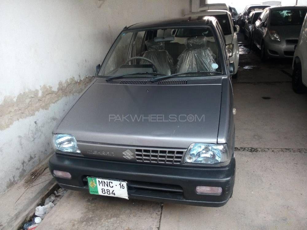 Suzuki Mehran Vxr Euro Ii  Price In Pakistan