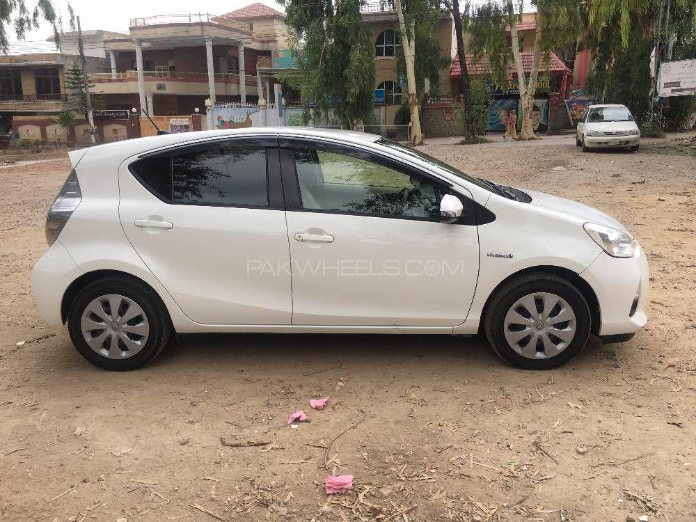 Toyota Aqua 2013 For Sale In Islamabad Pakwheels