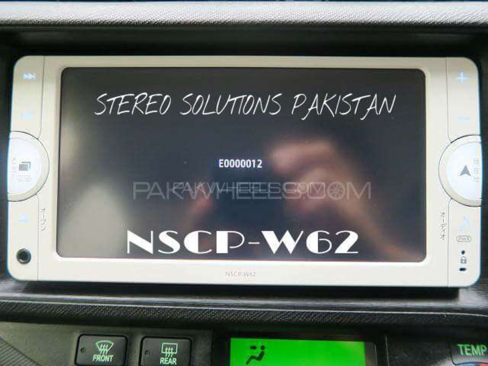Toyota navigation NSCP W62 boot sd card available